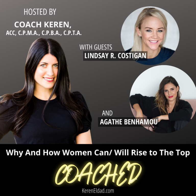 Why and How Women Can/ Will Rise to The Top