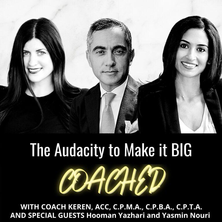 The Audacity to Make it BIG